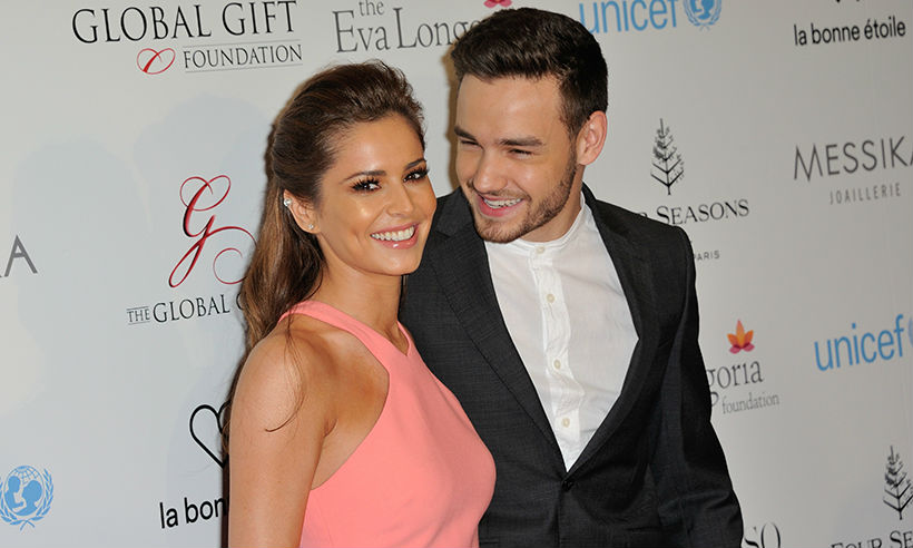 Cheryl and Liam don't have to fight for this love